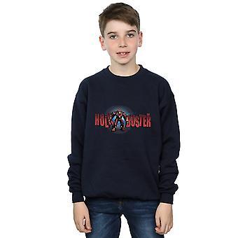 Avengers Boys Infinity War Hulkbuster 2.0 Sweatshirt