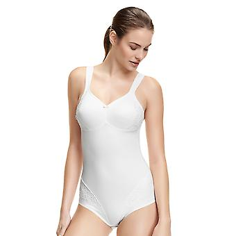 Susa 6583-2 Women's London Champagne Non-Wired Bodysuit One Piece Body