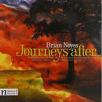 Noyes - viajes después de... [CD] USA importación