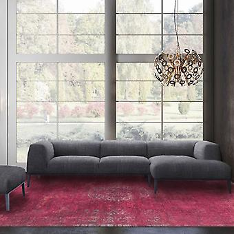 Rugs -Fading World 8260 Scarlet