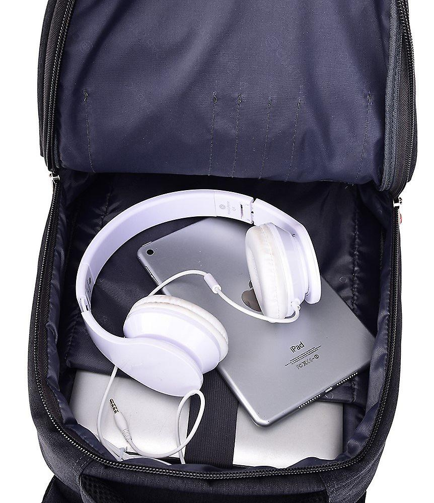 City Bag Backpack Business Laptop Bag School Rucksack Unisex Daypack