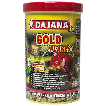 Dajana Gold 500 ml (Fish , Food , Warm Water)