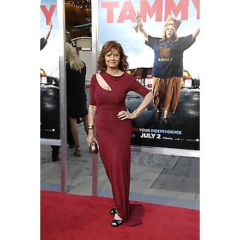 Susan Sarandon At Arrivals For Tammy Premiere Tcl Chinese 6 Theatres Los Angeles Ca June 30 2014 Photo By Michael GermanaEverett Collection Celebrity
