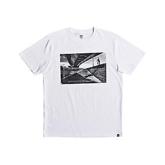DC Wes Switch trubbiga kortärmad T-Shirt