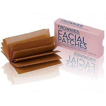 Anti-wrinkle patches FBE: indicated brow & forehead