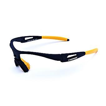 Wenger X-Kross sport frame base frame OF1001. 02 rubber black / yellow