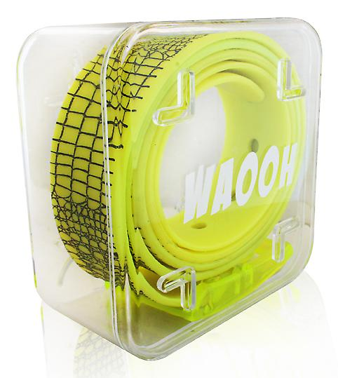 Waooh - Gürtel-Kunststoff