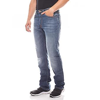 Jeans mens trousers regular fit Lee Blau
