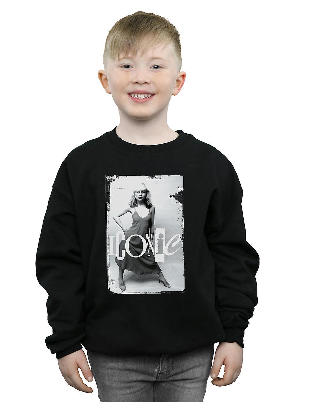 Debbie Harry Boys Photo emblématique Sweatshirt