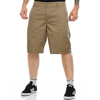 Metal Mulisha Khaki Ocotillo Wells Walkshorts