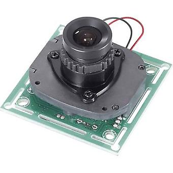 CCD board caméra Conrad composants BC-713 720 x 576 pix 12 Vdc