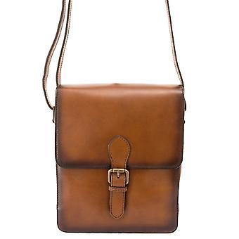 Ashwood Dorchester Jones Leather A4 Body Bag