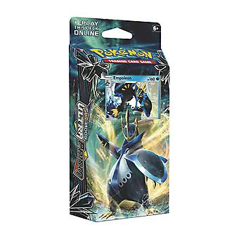 Pokemon S&M Ultra Prism Imperial Command Deck Cards Cards