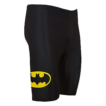 Zoggs Boys' Batman Jammer, Black