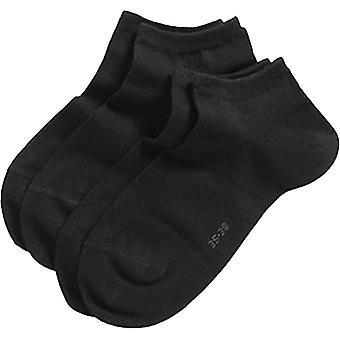 Zapatilla de deporte clásica Esprit 2 Pack calcetines - negro