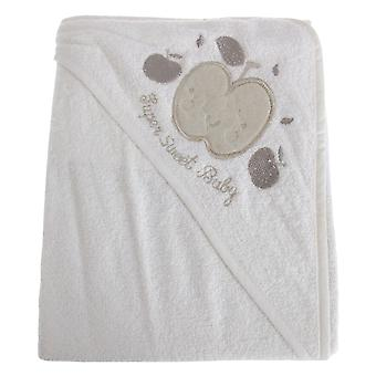 Snuggle Baby Baby Girls/Boys Super Sweet Baby Hooded Towel