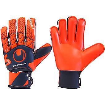 UHLSPORT NEXT LEVEL SOFT SUPPORTFRAME JUNIOR Goalkeeper Gloves