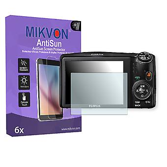 Fujifilm FinePix F850EXR Screen Protector - Mikvon AntiSun (Retail Package with accessories)