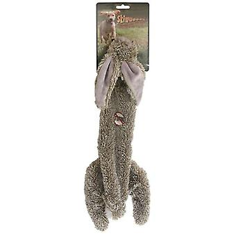 Agrobiothers Skinneeez Flat Rabbit (Dogs , Toys & Sport , Stuffed Toys)