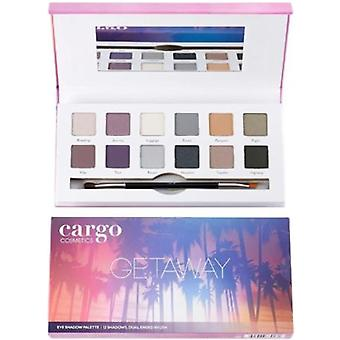 Cargo Getaway Eye Shadow Palette, 0.36 oz.