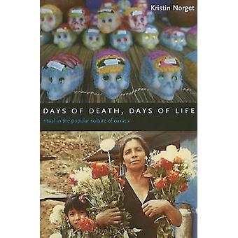 オアハカ州の普及した文化の死 - 生命の日 - 儀式の日