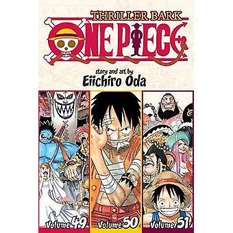 One Piece - Thriller Bark - Vols. 49 - 50 & 51 by Eiichiro Oda - Eiichi