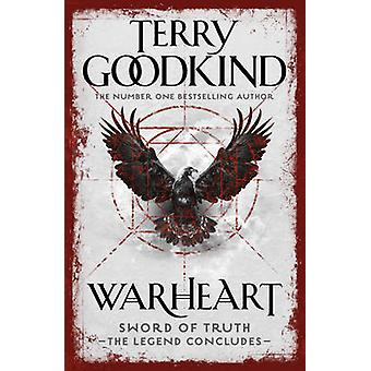 Warheart by Terry Goodkind - 9781784972059 Book