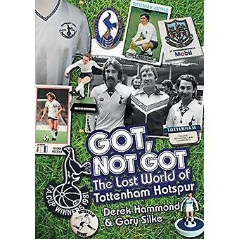 Fick - inte fick - Spurs - Tottenham Hotspur förlorade värld av Derek Ha