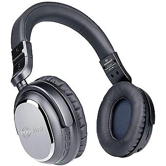 Naztech i9 Active Noise Cancelling-Wireless Bluetooth-Kopfhörer - Schwarz