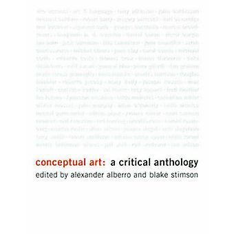 Arte conceitual - uma antologia crítica por Alexander Alberro - Blake Sti