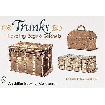 Koffertar, resor väskor och axelremsväskor (Schiffer bok för samlare)
