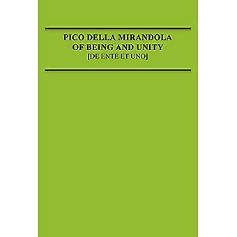 Of Being and Unity: De Ente et Uno (Medieval Philosophical Texts in Translat)