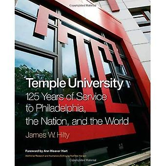 Universidad del templo: 125 años de servicio en Filadelfia, la nación y en el mundo