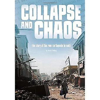 Sammenbrud og kaos: historien om 2010-jordskælvet i Haiti (sammenfiltrede historie)