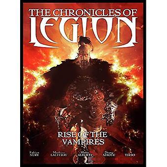The Chronicles of Legion: ökningen av vampyrer