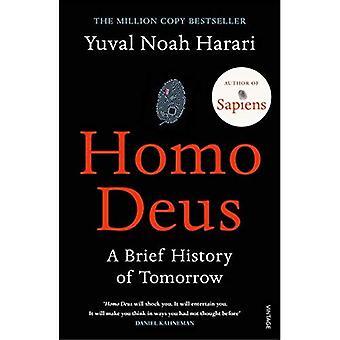 Homo Deus: Eine kurze Geschichte von morgen