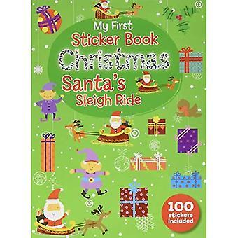 My First Christmas - Santa's Sleigh Ride (Christmas Hanging Activity Bags)