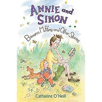 Annie och Simon: Banana Muffins och andra berättelser (veke gnistor (Inbunden))