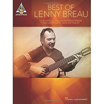 Best of Lenny Breau: Gitarre Versionen aufgenommen