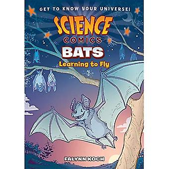Science Comics: Bats: Learning to Fly (Science Comics)