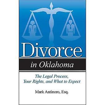 Echtscheiding in Oklahoma