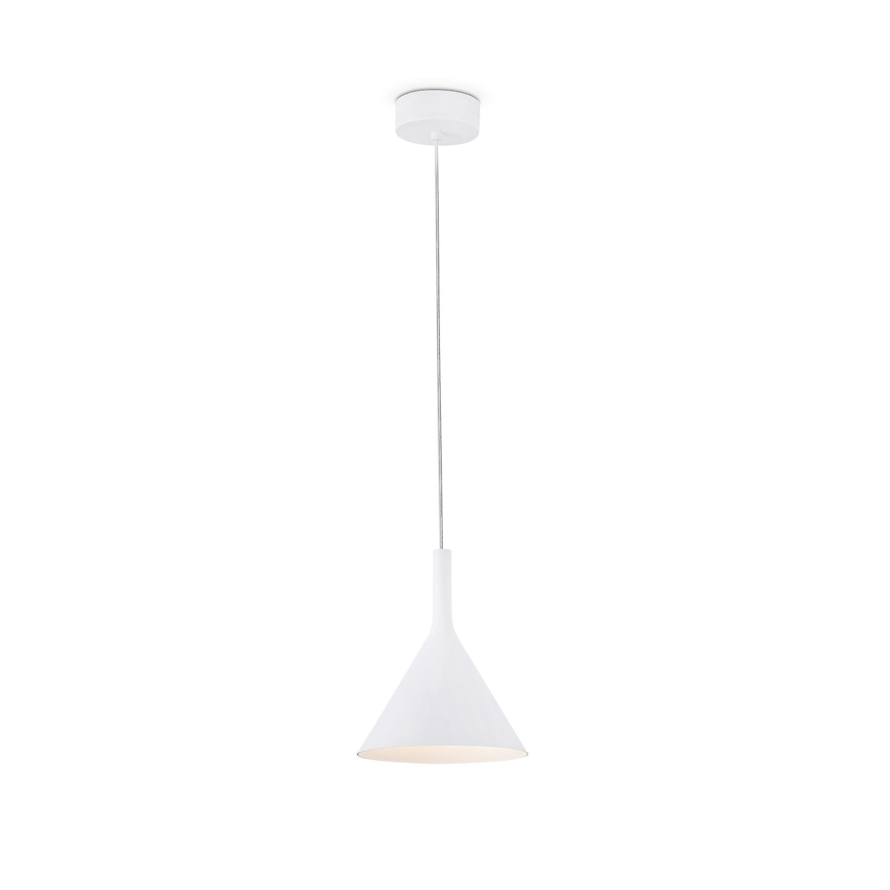 Faro - Pam petit blanc LED pendentif FARO64159