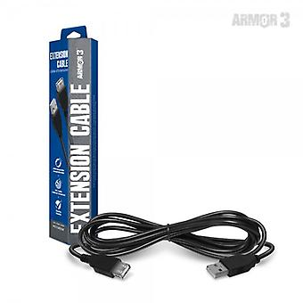 PS Classic/ PC/ Mac 6 ft. Extension Cable - Armor3