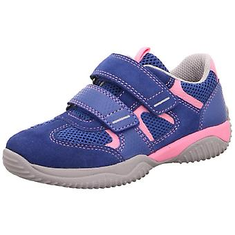 Formadores de tempestade 9380-83 meninas Superfit azul rosa