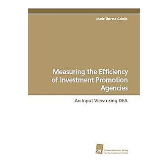 Mäta effektiviteten i investeringsfrämjande organ av Gabriel & Marie Therese