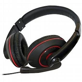 Headphone with microphone. Talk and Play.Phoenix