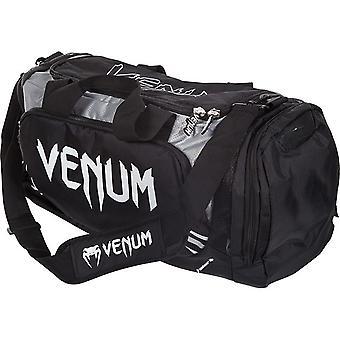 Venum formateur Lite Sport MMA boxe Duffle sac de sport - noir/gris