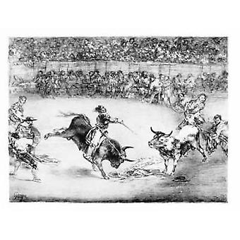 Great Goya Etchings - The Proverbs - the Tauromaquia and the Bulls of