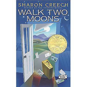 Walk Two Moons by Sharon Creech - 9780613819718 Book