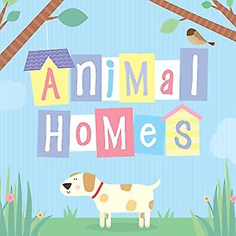 Animal Homes by Little Bee Books - 9781499805505 Book